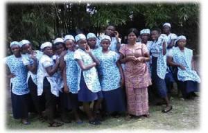 Chicas de Masi Manimba